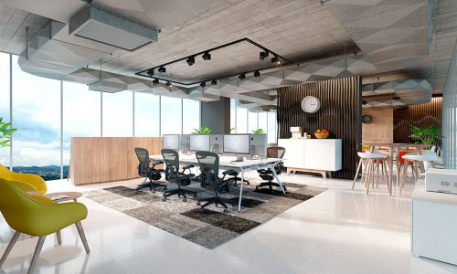 Coworking - Generation Tower - Empresas Bern
