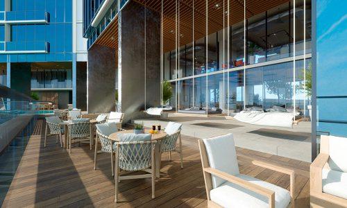 Áreas sociales - Generation Tower - Empresas Bern