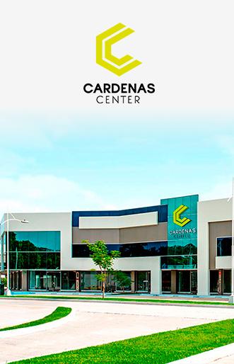 Cárdenas center - Empresas Bern